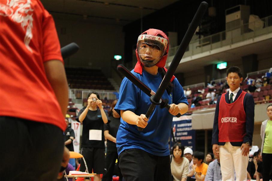 第42回全日本選手権大会 女オヤブンの部